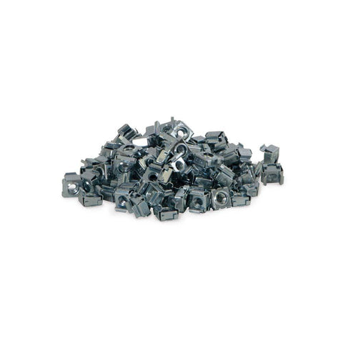 Kendall Howard M6 Cage Nuts - 100 Pack - 0200-1-002-04