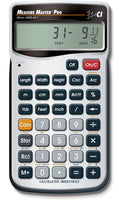 Calculated Industries Measure Master Pro Dimensional Conversion Calculator - 4020