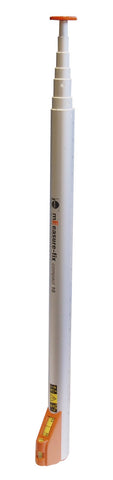 "Nedo Measure-Fix Compact 10 24"" to 119"" Telescopic Measuring Stick - F380213-185"