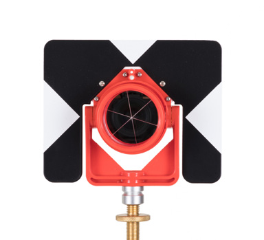 Northwest Instrument Adjustable Prism Assembly Single Prism Target w/ 0/-30mm Offset - NPA61