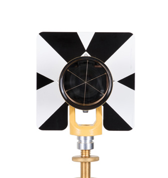 Northwest Instrument Adjustable Prism Assembly Single Prism Target w/ 0/-30mm Offset - NPA62
