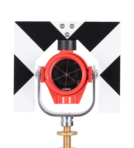 Northwest Instrument Adjustable Prism Assembly Suspended Type w/ 0/-30 offset (Red) - NPA63