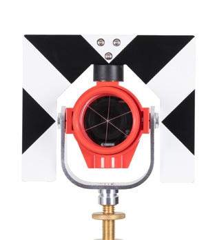 Northwest Instrument Adjustable Prism Assembly Suspended Type w/ 0/-30mm Offset (Red) - NPA63