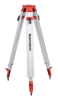 "Northwest Instrument 38"" to 64"" Heavy-Duty Flat-Head Tripod w/ Quick Clamp - NAT81"