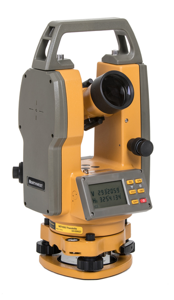 "Northwest Instrument 5"" Digital Theodolite - NETH503"