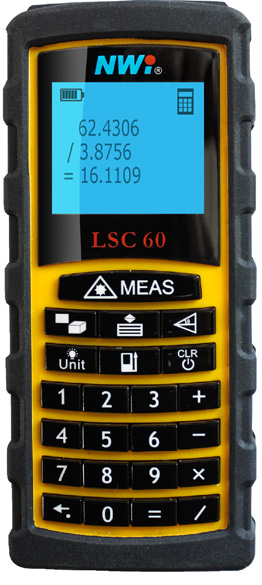 Northwest Instrument Laser Site Calculator - LSC60