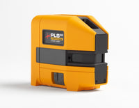 Pacific Laser Systems PLS 5R 5-point Red Laser Level Bare Tool - PLS 5R Z