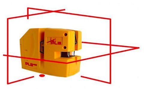 Pacific Laser Systems Interior PLS 480 Red Laser Tool - PLS-60611