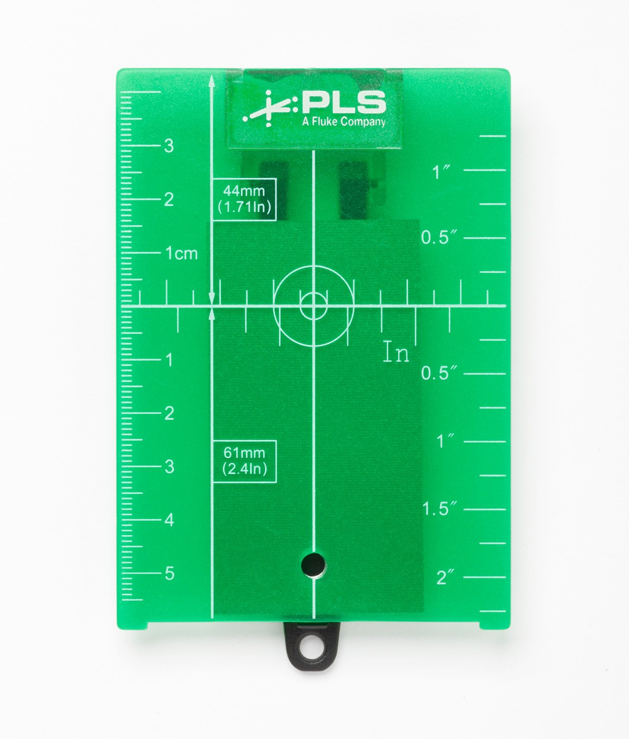 Pacific Laser Systems Green Magnetic Reflective Target - PLS GRT4