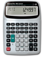 Calculated Industries Qualifer Plus IIIFX Desktop Real Estate Finance Calculator - 43430
