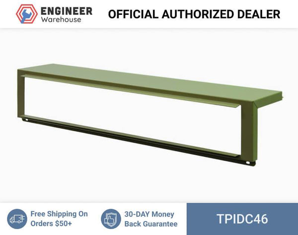 "TPI 46"" Duct Collar for Fan Forced Cabinet Unit Heater - DC46"