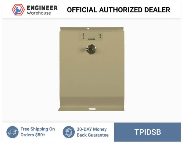 TPI Disconnect Switch for Commercial Baseboard (Bronze) - DSB