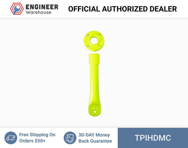 TPI Heavy-Duty Ceiling Mount for HDH Series Fans (Yellow) - HDM-C