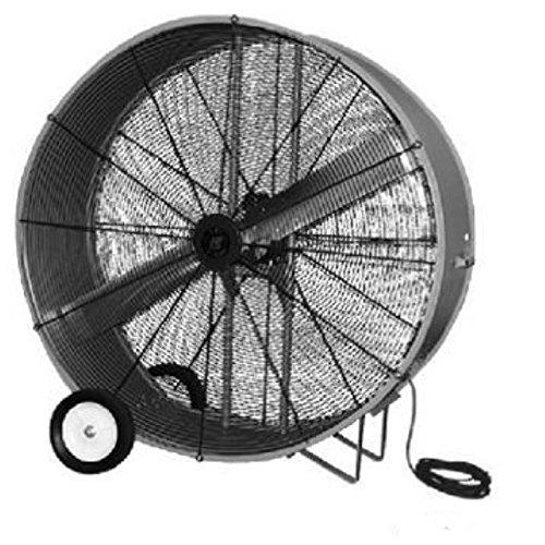 "TPI 3/4 HP 2 BLADES 48"" Swivel Direct Drive Portable Blower - PBS48DOP"