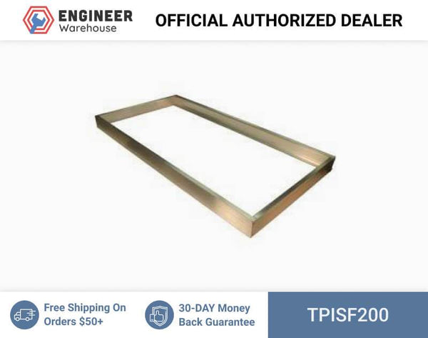 TPI Surface Frame for 2' x 2' CP Series Heaters - SF200