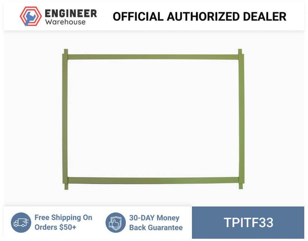 "TPI 33"" Recessing Trim Frame for 6300 Series Heaters - TF33"