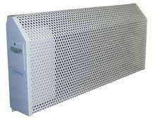 TPI 1250W 120V Institutional Wall Convector - E8804125