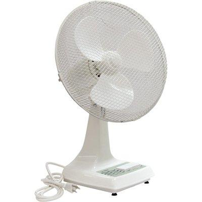 "TPI 16"" Workstation Oscillating Office Desk Fan - ODF16"
