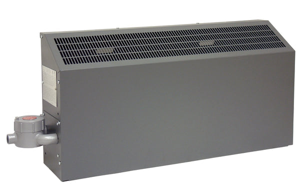 TPI 1700W 240V 3PH Hazardous Location Wall Convection Heater - FEP17243RA