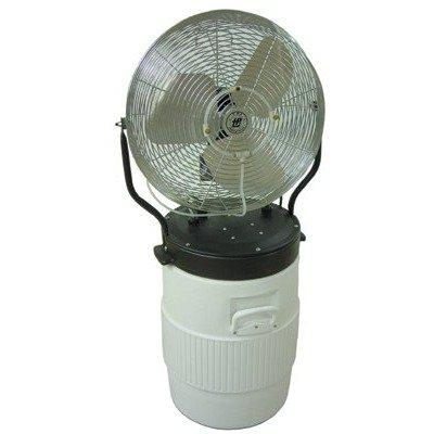 "TPI 18"" Fan & Pump Lid for 10gal Tank - PM18FO"