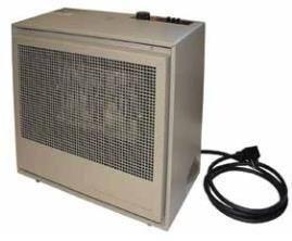 TPI 474 Series 240V Dual Heat Fan Forced Portable Heater - H474TMC