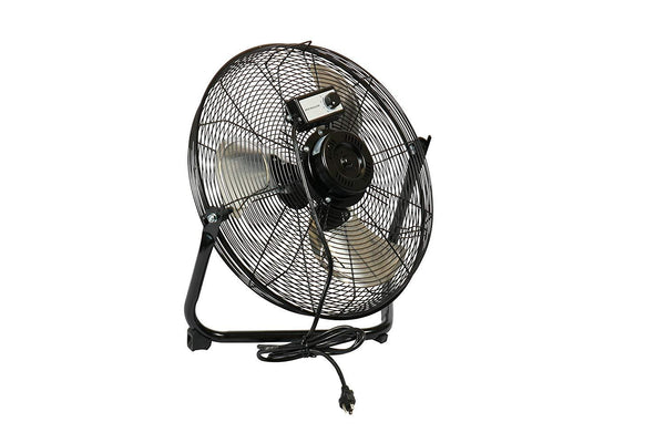 "TPI 20"" 3-Speed Commercial Floor Fan - CF-20"