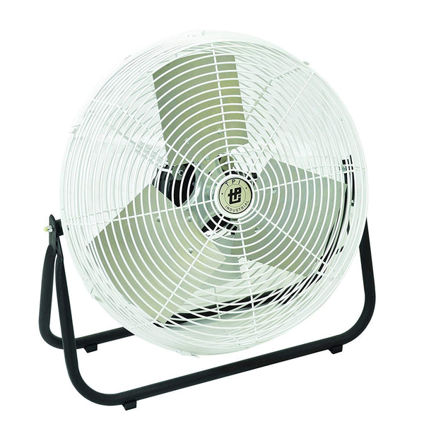 "TPI 24"" Corrosion Resistant Industrial Workstation Floor Fan - F24CR"