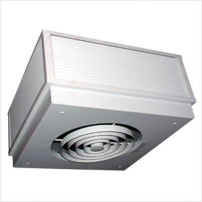 TPI 2KW 480V 1PH 3470 Series Commercial Fan Forced Surface Mounted Ceiling Heater - P3472A1