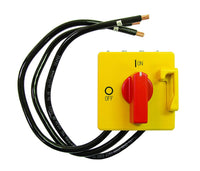 TPI 100 Amp 2-Pole Disconnect Switch for Series 5100 Mounted Fan Forced Unit Heater - DCS1003/5100