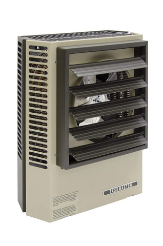 TPI 3.3KW 277V Single Phase 5100 Series Horizontal or Vertical Mounted Fan Forced Unit Heater - G1G5103N