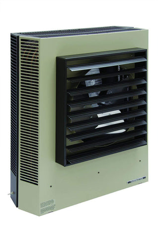TPI 30KW 480V 3 Phase 5100 Series Fan Forced Unit Heater - P3P5130CA1N