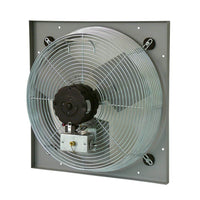 "TPI 30"" 2-Speed 1/4 HP Venturi Mounted Direct Drive Exhaust Fan - CE30DV"