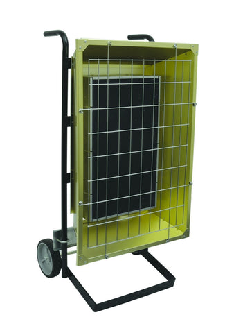 TPI 4.30 KW 277V FSP Series Portable Infrared Flat Panel Heater - FSP43271