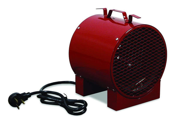 TPI ICH Series 240/208V Construction Site/Utility Fan Forced Portable Heater - ICH240C