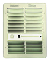 TPI- 4800W 208V Fan Forced Wall Heater Ivory - F3317TSRP