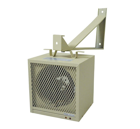 TPI 4800/3600W 240/208V Fan Forced Garage Workshop Portable Heater - HF5848TC