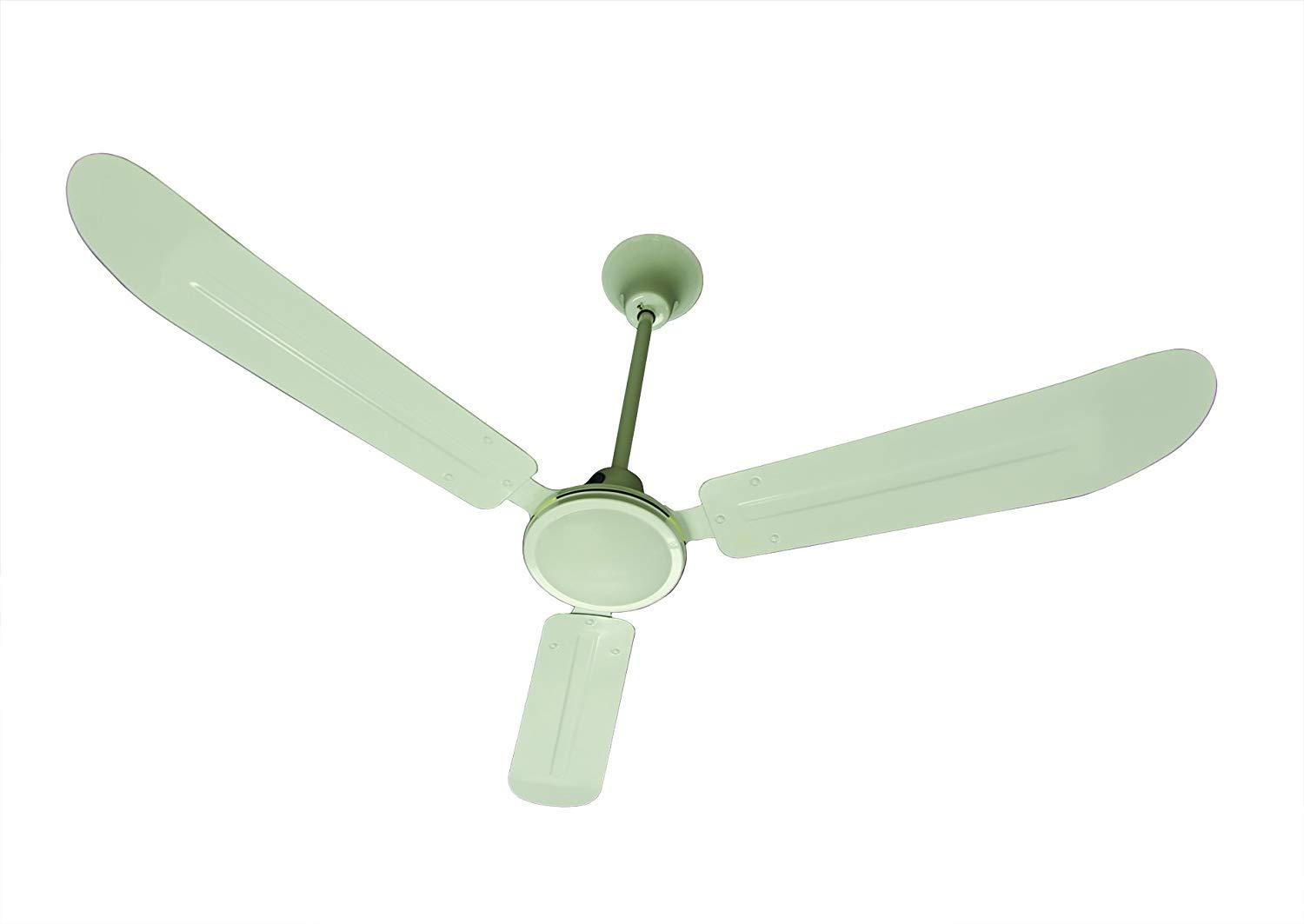 "TPI 56"" Commercial Grade Down Draft Ceiling Fan - CHR56"