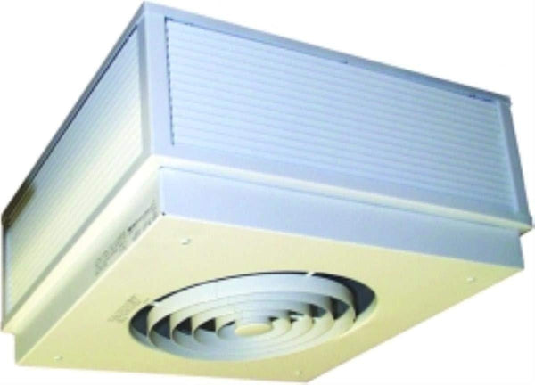 TPI 5KW 480V 1PH 3470 Series Commercial Fan Forced Surface Mounted Ceiling Heater - P3475A1