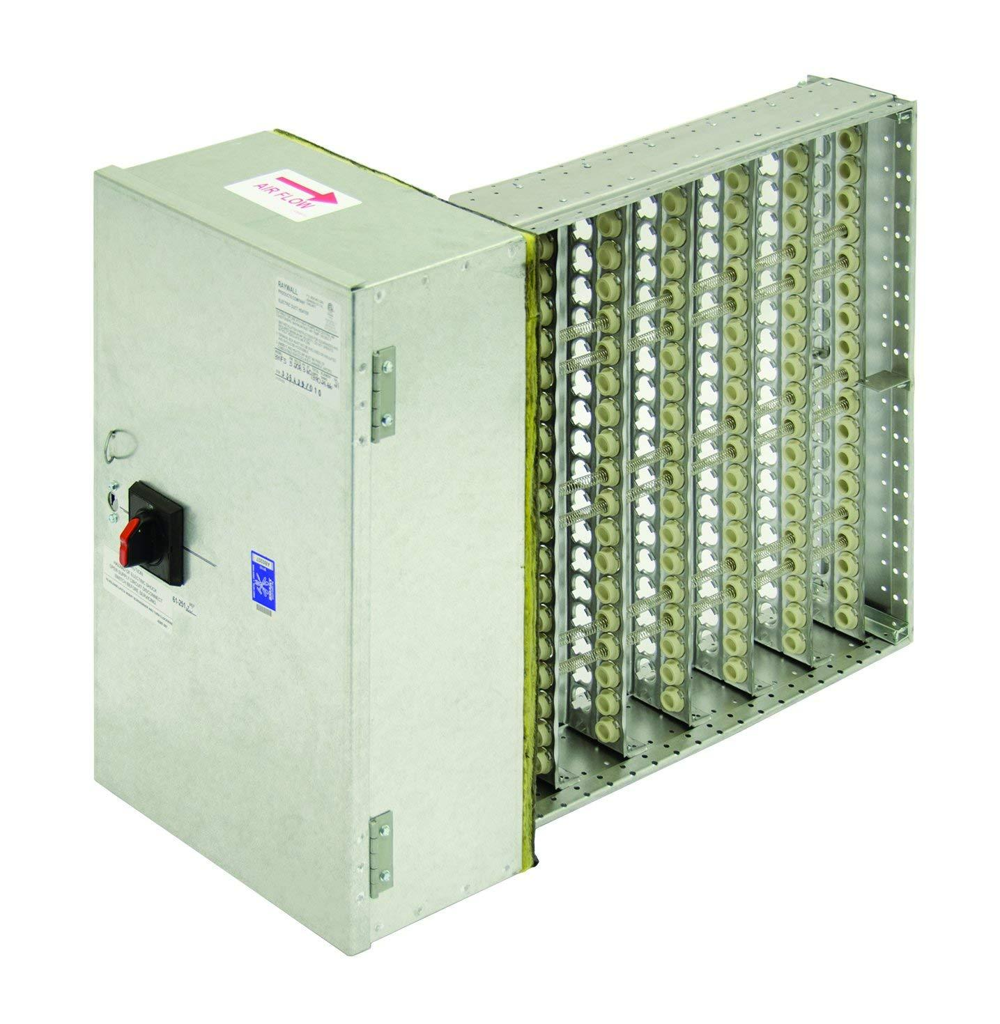 TPI 5KW 480V Packaged Duct Heater - 4PD51283