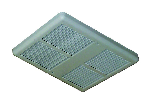 TPI 208/240V 3000 Series Selectable Wattage Fan Forced Ceiling Heater - H3032DWBW