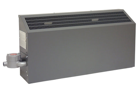 TPI 7600W 240V 1PH Hazardous Location Wall Convection Heater - FEP76241RA