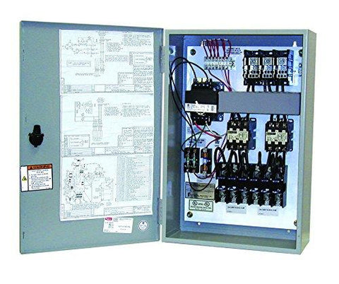 TPI Electric Infrared Heating Control Panel 100 Amp - FPC8120