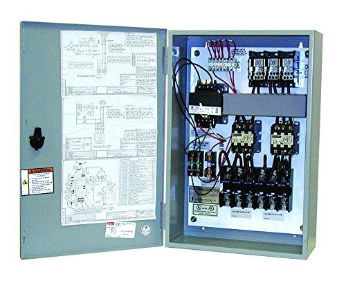 TPI Electric Infrared Heating Control Panel 50 Amp - FPC8110 on