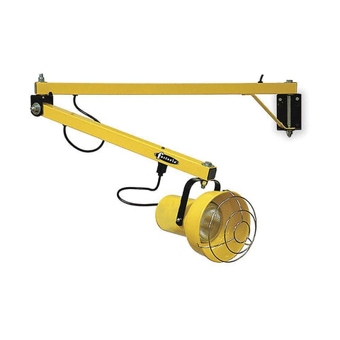 "TPI Energy Saving LED Loading Dock Light 60"" Arm Length - DKL60VALED"