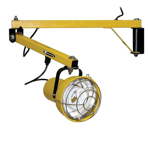 "TPI Loading Dock Light 40"" Arm Length Flourescent - DKL40VAFLA"