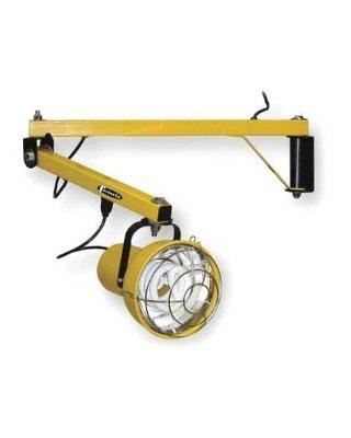 "TPI Loading Dock Light 60"" Arm Length Flourescent - DKL60VAFLA"