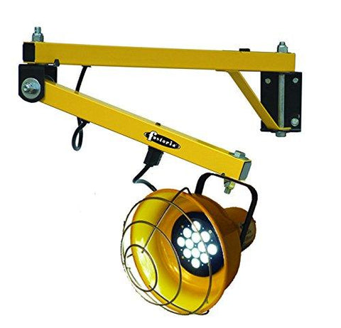 "TPI Loading Dock Light 60"" Arm Length Quartz Halogen - DKL60VAQHA"