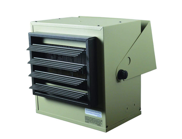 TPI Multi Watt Multi Volt 1 Phase 5600 Series Multiple Wattage Fan Forced Unit Heater - HF5605T