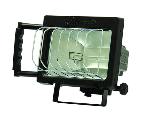 TPI Quartz Halogen Lighthead with Mounting Bracket - QH1