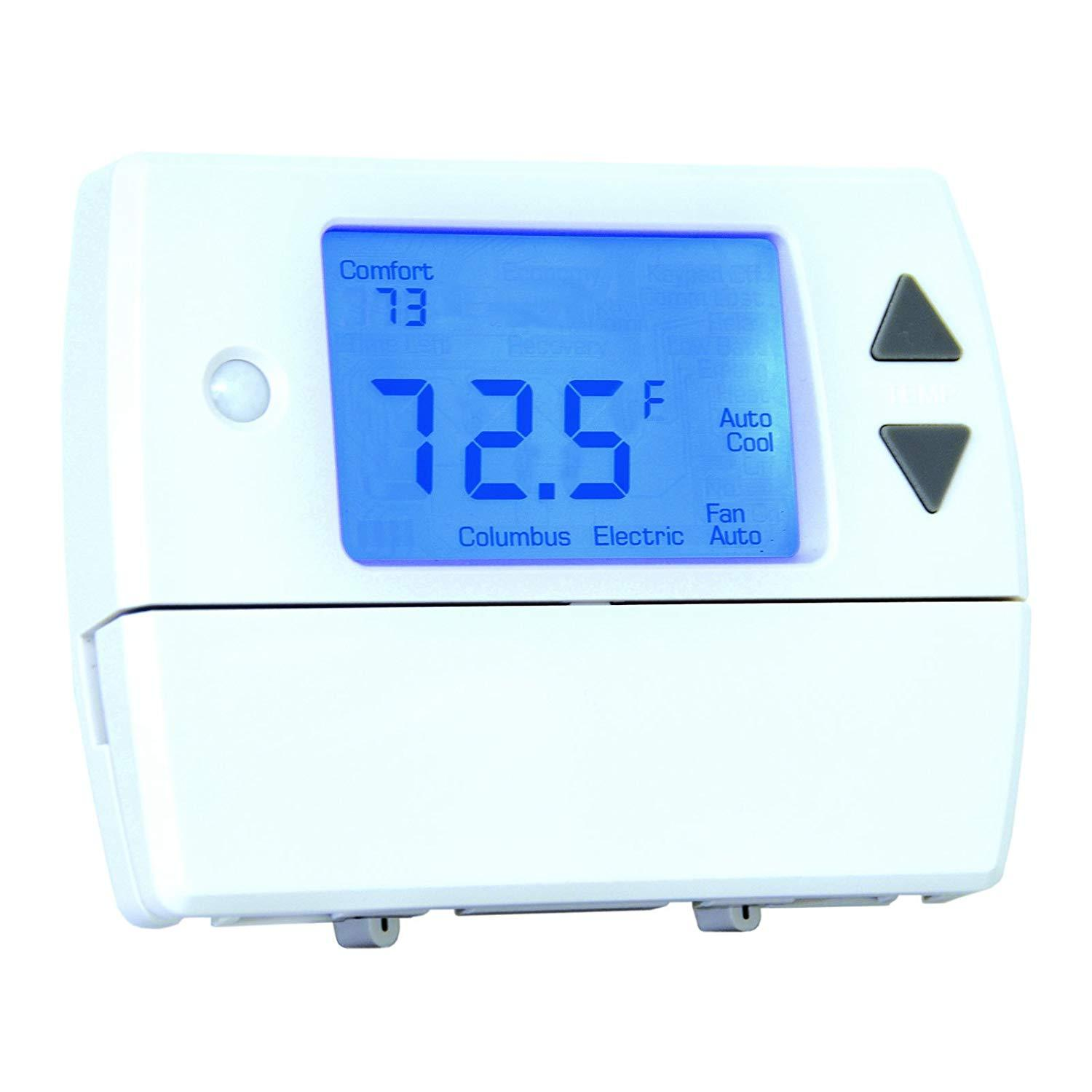 TPI RSD Series Hardwired Thermostat - RSDHW1001